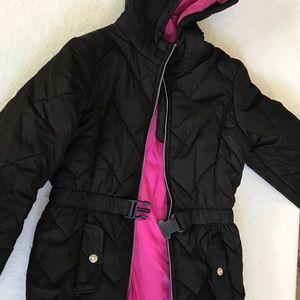 Rothschild black puffy jacket
